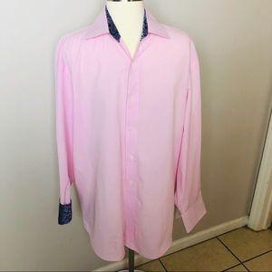 Bristol Bull Beautiful Shirt Size 16 1/2
